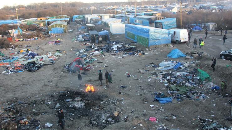 Starcia imigrantów w Calais. 10 osób zostało rannych