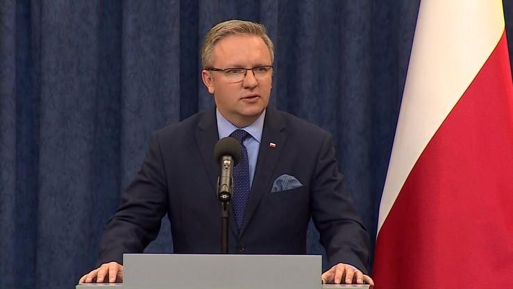"""""""Byłoby dobrze, gdyby głos zabrała premier Szydło"""". Szczerski o """"rozdźwięku"""" między PiS a SP"""