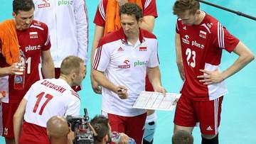 14-07-2016 22:42 Polscy siatkarze przegrali z Serbią 1:3