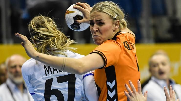 MŚ piłkarek ręcznych: Holenderki zameldowały się w półfinale