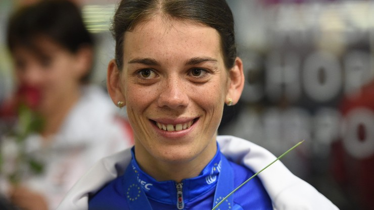 GP de Plouay: Czwarte miejsce Eugenii Bujak