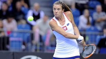 2017-07-25 WTA w Bastad: Rosolska w ćwierćfinale debla