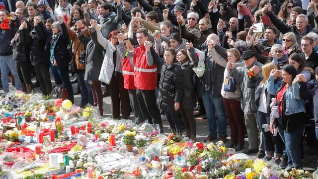 Burmistrz: Bruksela może już nie wrócić do normalności