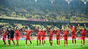 Polska-Rumunia 3:0