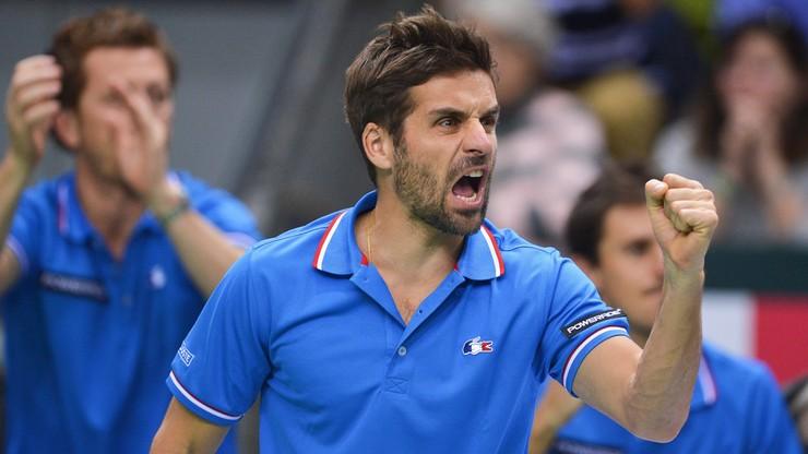 Puchar Davisa: Clement nie jest już kapitanem Francuzów