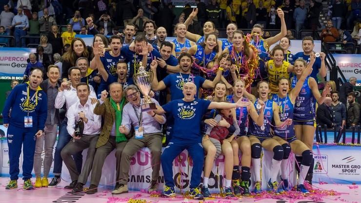 Skorupa i Tomsia wywalczyły Superpuchar Włoch