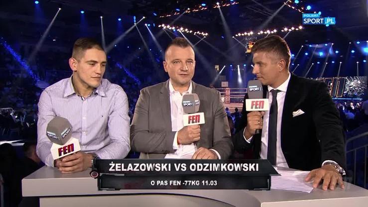 Odzimkowski i Żelazowski powalczą o pas 11 marca na warszawskim Torwarze!