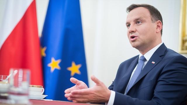Duda, Szydło i Kukiz na czele rankingu zaufania