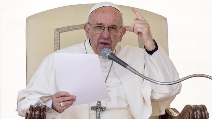 Papież: potrzebna dalekowzroczna polityka migracyjna w Europie