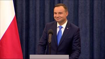 Prezydent: ogromne poparcie dla kandydatury do RB ONZ pokazuje silną pozycję Polski