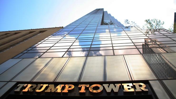 Władze Nowego Jorku chcą zwrotu kosztów za ochronę wieżowca Trumpa