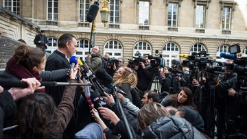27-04-2016 20:15 Francja: Salah Abdeslam z zarzutami o terroryzm