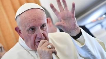 01-11-2016 19:20 Papież: niech Europa nie boi się migrantów