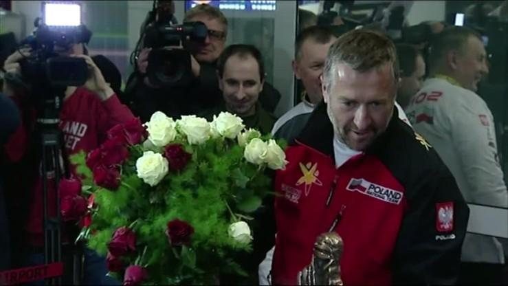 Super Sonik powrócił do Polski