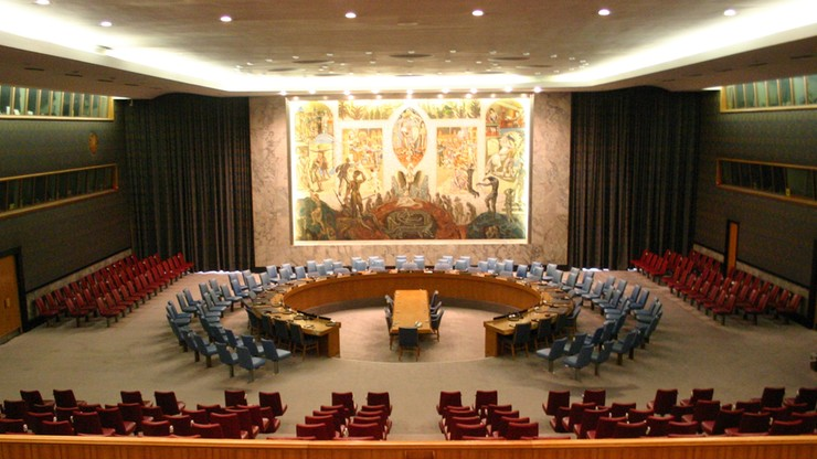 Nadzwyczajne posiedzenie Rady Bezpieczeństwa ONZ w poniedziałek. W związku z próbą nuklearną Korei Płn.