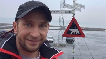 2017-04-15 Suchenia: Po zwycięstwie w maratonie na Arktyce czas na Antarktydę