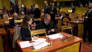 Minister Szyszko w Trybunale Sprawiedliwości UE. Wysłuchanie ws. wycinki w Puszczy Białowieskiej