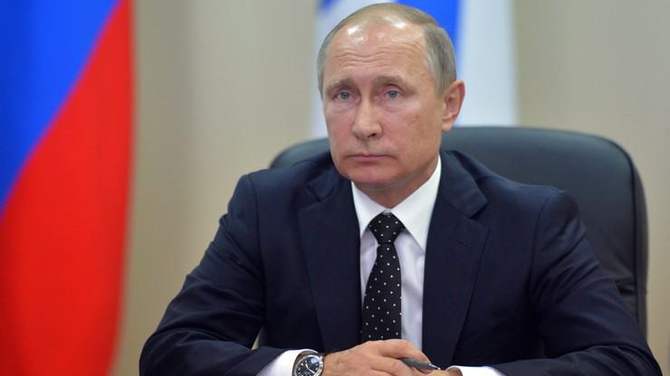 Putin: w razie problemów w Europie skierujemy gaz na wschód