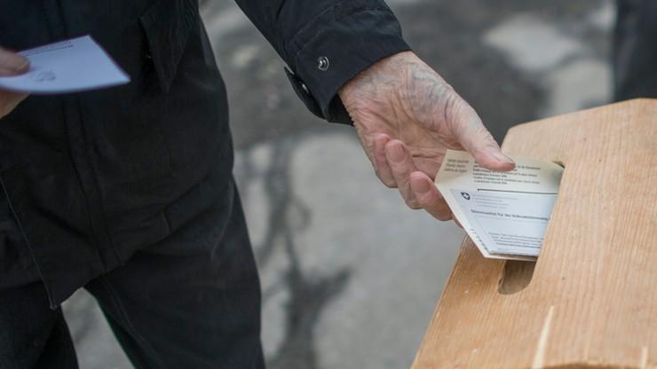 Szwajcaria: obywatele odrzucili w referendum pomysł reformy podatkowej