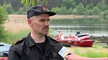 30-05-2017 14:13 Odnalezione ciało zaginionej 17-latki, która wpadła do jeziora koło Choszczna