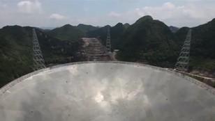 Kosmiczny sukces Chin - odkrycie dwóch pulsarów