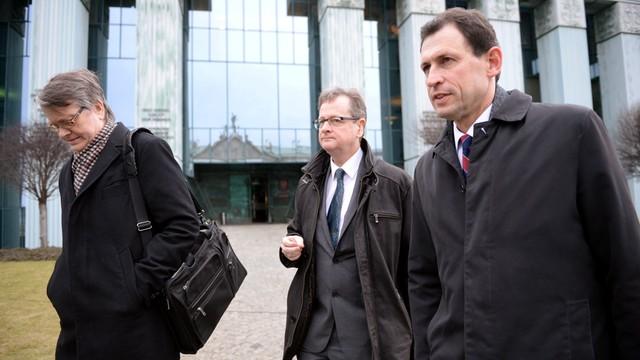 Dziś drugi dzień wizyty delegacji Komisji Weneckiej w Warszawie