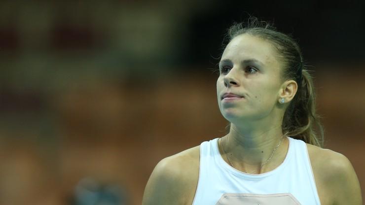 WTA w Bogocie: Linette zagra w finale debla
