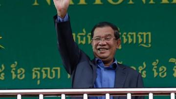 03-11-2016 09:23 Nietypowy głos poparcia dla Trumpa. Wspiera go premier Kambodży