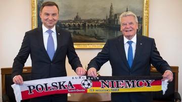 16-06-2016 16:20 Duda: pojednanie polsko-niemieckie przykładem dla świata