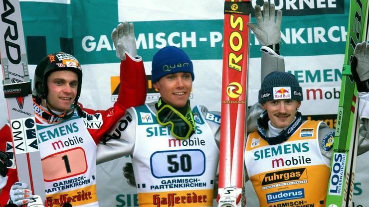 Rekordy Turnieju Czterech Skoczni