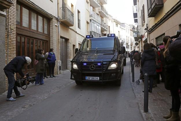 Hiszpania: islamiści schwytani - planowali zamachy