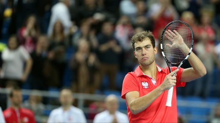 Ranking ATP: W czołówce bez zmian, spadek Janowicza o dwie pozycje