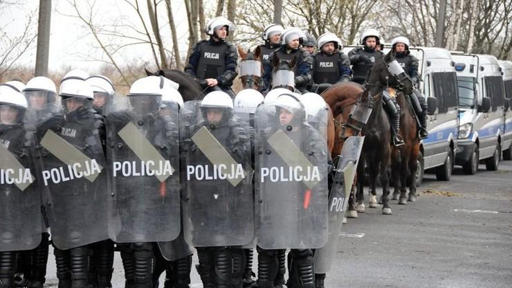 Egzamin policyjnych koni