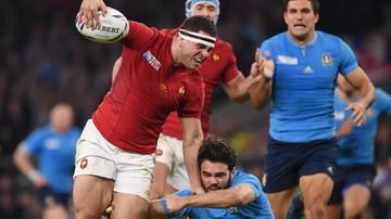 2015-09-19 PŚ w rugby: Ciężka batalia Gruzji, wysokie wygrane Irlandii i Francji