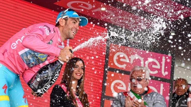 Nibali zwycięzcą Giro d'Italia. Majka piąty