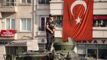 17-07-2016 12:26 6 tys. osób aresztowanych po nieudanym puczu w Turcji