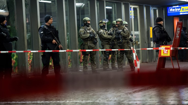 Udaremniono zamachy terrorystyczne w Niemczech