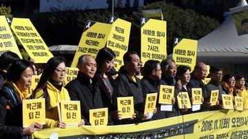 03-11-2016 05:57 Korea Płd.: kolejny doradca prezydent Park zatrzymany