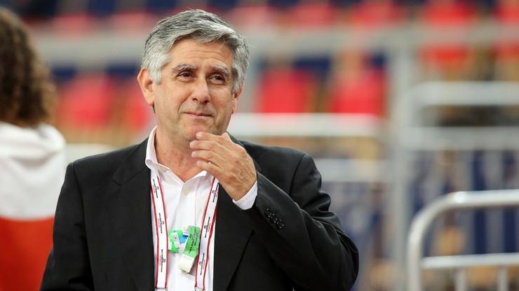 Lozano do końca sezonu trenerem Cerradu Czarnych Radom