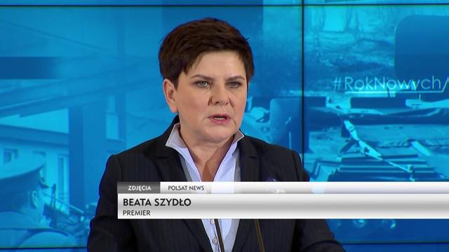 By dobra zmiana była jeszcze lepsza - premier Beata Szydło zaczęła przegląd resortów