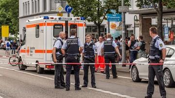 25-07-2016 05:13 MSZ potwierdza: ofiarą ataku uchodźcy w Reutlingen była Polka