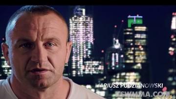 2015-10-29 KSW 32: Pudzianowski - Graham. Zapowiedź walki