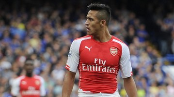2015-12-07 Alexis Sanchez piłkarzem roku w głosowaniu kibiców