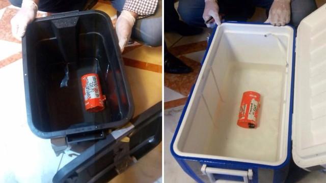Rejestrator samolotu EgyptAir: na pokładzie była próba ugaszenia ognia
