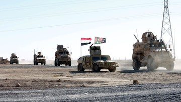 23-11-2016 17:43 Mosul odcięty od innych obszarów kontrolowanych przez IS