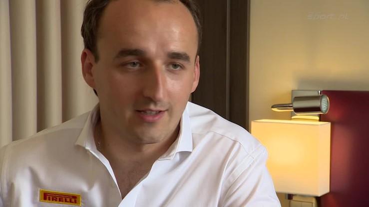 Robert Kubica: Kierowca rajdowy i wyścigowy to dwie różne osoby