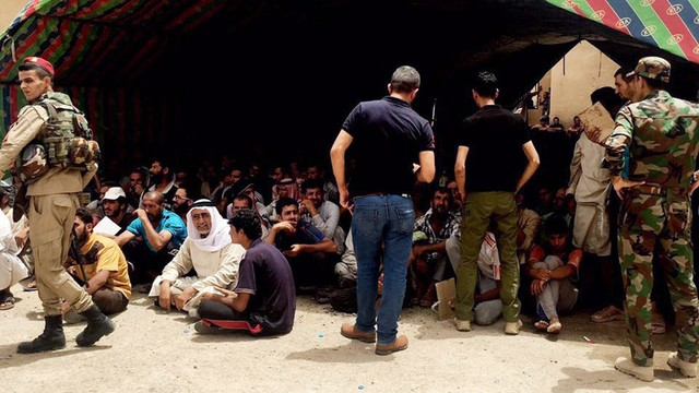 Irak: schwytano ponad 500 dżihadystów IS z Faludży