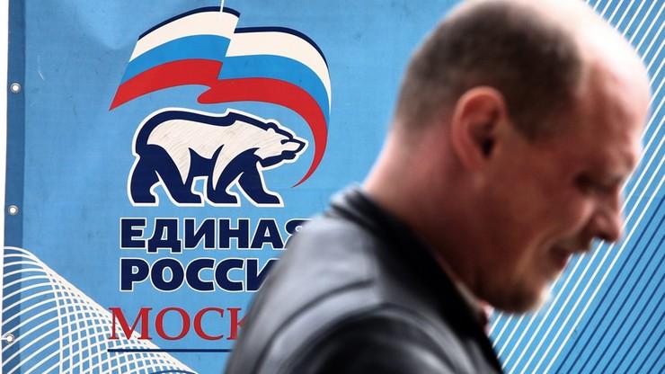Sondaże przed wyborami do Dumy - 30-40 proc. głosów dla Jednej Rosji