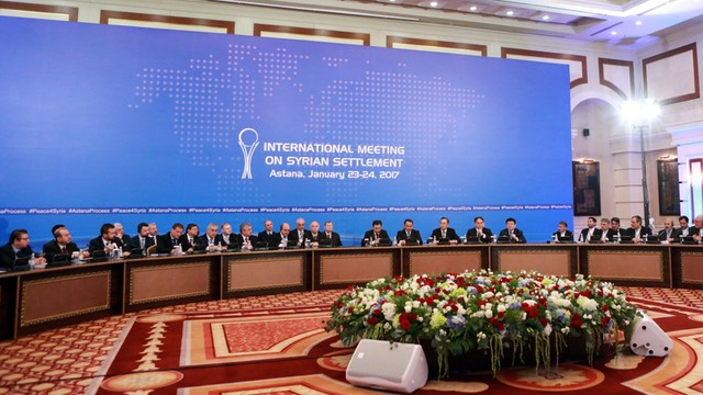 Rosja, Turcja i Iran porozumiały się ws. monitorowania sytuacji w Syrii