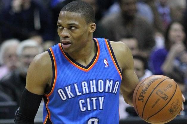NBA - Westbrook najlepszym strzelcem sezonu zasadniczego, Gortat 84.